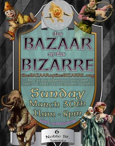 the bazaar of the bizarre